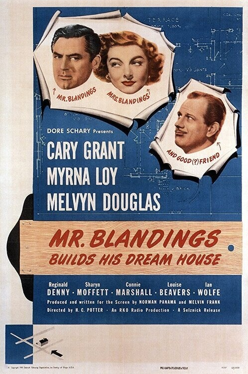 Film Screening: Mr. Blandings Builds His Dream House At Wright Administration Building / Forums
