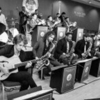 Dory's Jazz Club: Big Band Theory