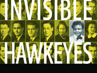 Invisible Hawkeyes - African American pathfinders & tastemakers, 1930-1970