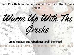 Warm Up with the Greeks 2018