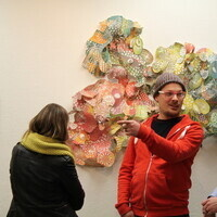 Annual Art Education Intern Art Exhibition