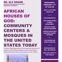 African Houses of God: Community Centers & Mosques in the United States Today
