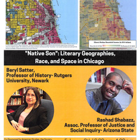 """Native Son"": Literary Geographies, Race and Space in Chicago"