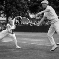 Elite Racquet Sports Doubles Tennis Event