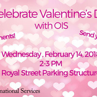 Celebrate Valentine's Day with OIS