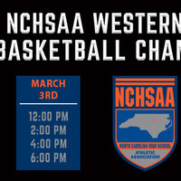 NCHSAA Western Regional Basketball Championships