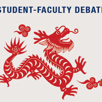 Student-Faculty Debate on Rising Power of China - 6 PM
