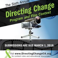 Directing Change Student Film Contest