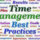 Time Management: Understanding Priorities