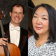 Patron of the Arts: Christopher Adkins, cello & Stacy Kwak, piano