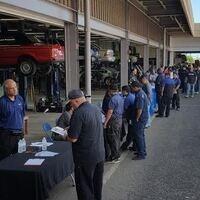 Automotive Job Fair