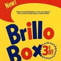 Art Doc: Brillo Box (3 Cents Off)