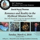 Bulloch County Historical Society 26th Annual Averitt Lecture Series - Romance and Reality in the Mythical Mission Past