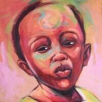 Ghanaian Art Exhibit