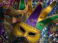 It's A Mardi Gras Party!
