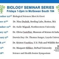 Biology Seminar