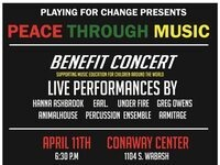 Playing for Change Benefit Concert
