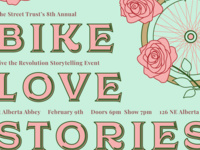 Live the Revolution 2018: Bike. Love. Stories