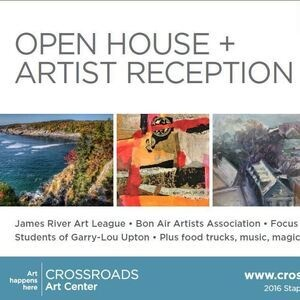 March 2018 Open House and Artist Reception