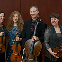 Serafin String Quartet with Guest Artists Hal Grossman, violin, and Julie Coucheron, piano
