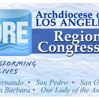 Information Exhibit at the San Fernando Regional Religious Education Congress