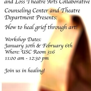 The Art of Healing: Grief and Loss