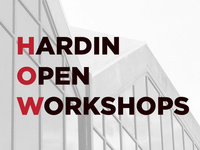 Hardin Open Workshops - Keeping Current