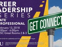 Career Leadership Series - Get Connected