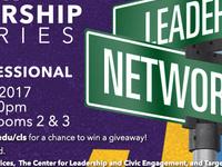 Career Leadership Series - Leadership and Networking