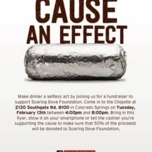 Zeta Phi Beta Inc. Chipotle Fundraiser