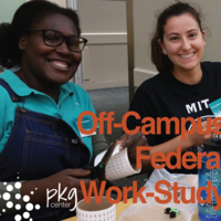 Off-Campus Work-Study Spring Information Session
