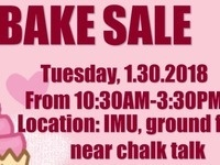 Pakistani Students Association Bake Sale