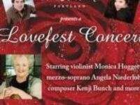 All Classical Portland Lovefest Concert