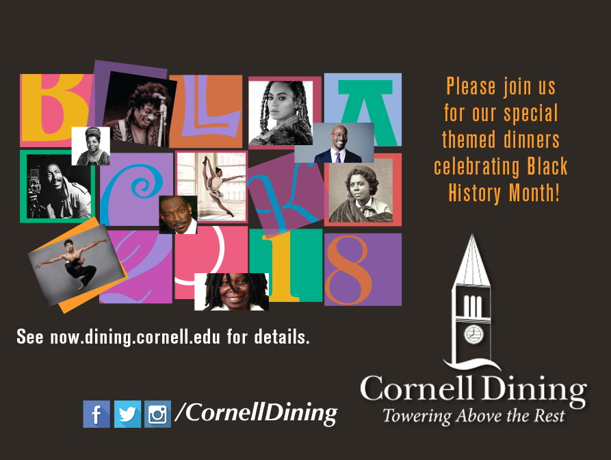 Black History Month Dinners