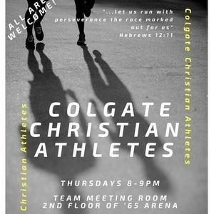 Colgate Christian Athletes - Weekly Team Huddle