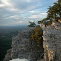 Hanging Rock Hike