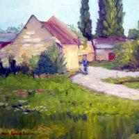 Return to the Loire: Paintings by Marie-Thérèse Brown