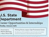 U.S. State Department Career Opportunities & Internships