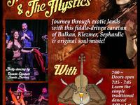 Michelle Alany & The Mystics w/ Trio Tsuica