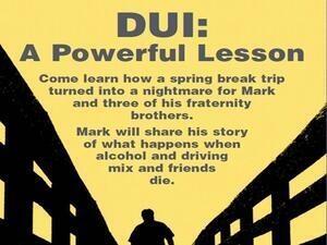 DUI: A Powerful Lesson