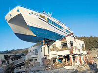 Could the 2011 Tohoku Earthquake Been Anticipated?