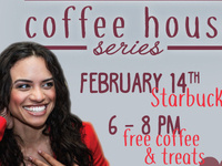 Coffee House Series feat. Amanda Vernon
