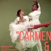 Carmen & Geoffrey Documentary Screening , African-American Dance Traditions