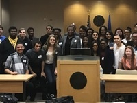 The Judge Carlos Chappelle Minority Law Awareness Day