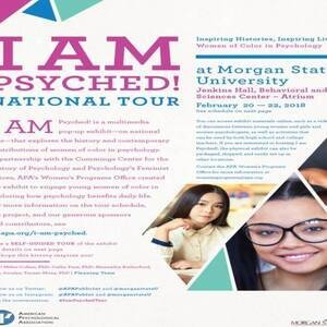 I AM Psyched!  National Tour