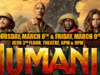 JCSU Movie Series: Jumanji