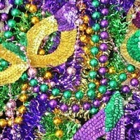 Mardi Gras at 1851