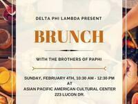 Delta Phi Lambda: Brunch with Pi Alpha Phi
