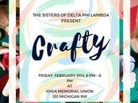 Delta Phi Lambda: Get Crafty