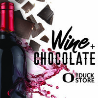 Wine + Chocolate Tasting